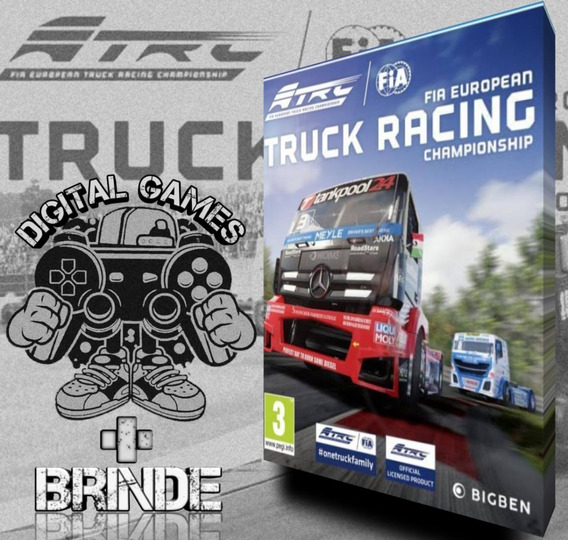 Truck Racing Championship - Xbox One Midia Digital