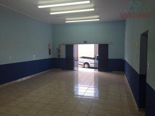 Casa Com 2 Dormitórios À Venda, 200 M² Por R$ 330.000,00 - Jardim Bela Vista - Bauru/sp - Ca2264