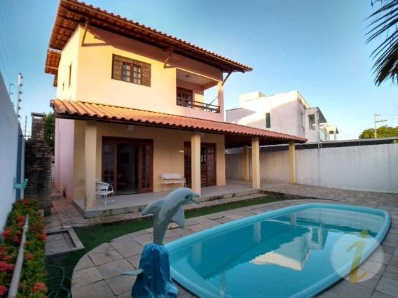 Casa Com 4 Dormitórios À Venda Por R$ 690.000 - Ponta De Campina - Cabedelo/pb - Ca1548