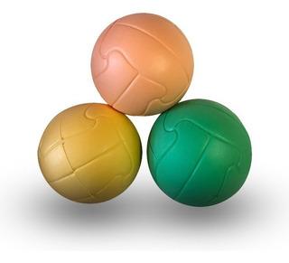 Pelota De Goma Espuma 15 Cm De Diámetro Handball Futbol