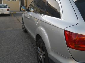 Audi Q7 3.6 Luxury Quattro Tiptronic At