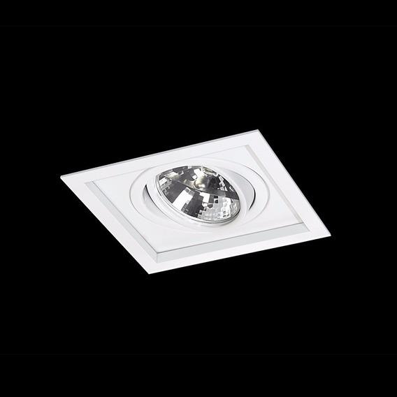 Kit 10x Spot Ar111 + 02x Duplo + 1 Quadruplo Com Lamp. Fria