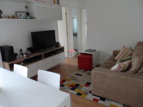 Apartamento À Venda, 2 Quartos, 1 Vaga, Piraporinha - Diadema/sp - 47916