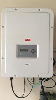 Inversor Solar Abb Uno 3.0 3000w