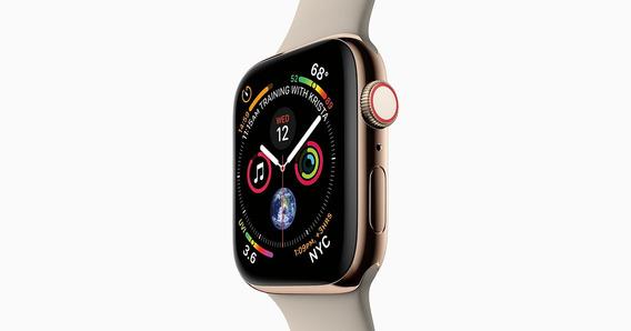 Apple Whatch Serie 4 Gps 44mm
