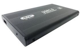 Case Externo Hd Sata 2.5 Usb 2.0 Knup Kp-hd001