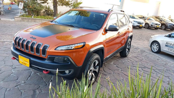 Jeep Cherokee 2015 3.2 Trailhawk