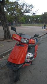 Moto Scooter Honda 80 Modelo Elite