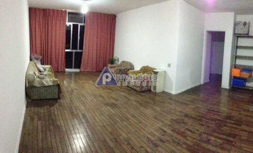 Imagem 1 de 17 de Apartamento À Venda, 3 Quartos, 1 Vaga, Copacabana - Rio De Janeiro/rj - 3517