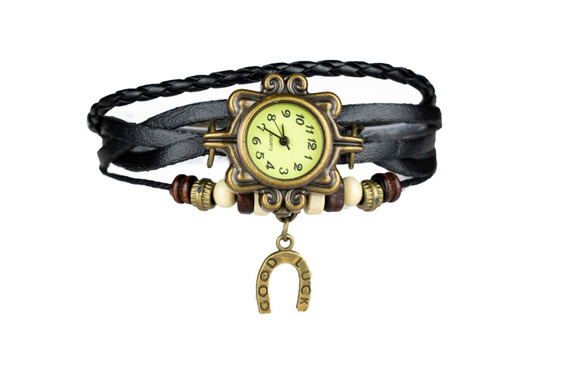 Reloj Vaquero Herradura, Sombrero Para Dama