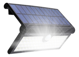 Panel Reflector Solar 34 Led 10w Ip65 Exterior 3 Funciones