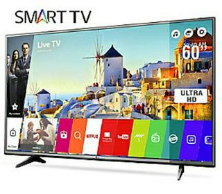 Smart Tv Lg De 60 4k Nuevos