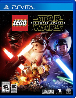 Lego Star Wars El Despertar De La Fuerza Ps Vita