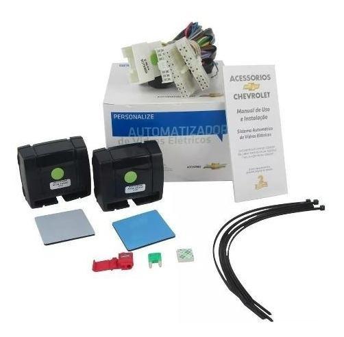 Kit Automatizador Vidro Eletrico S10 Trailblazer 52043921 -