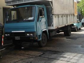Camion Deutz Mod 93° Con Motor Turbo 97°