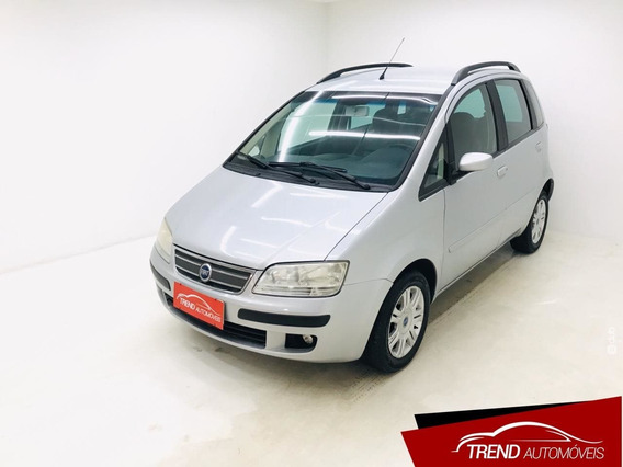 Fiat Idea 1.4 Mpi Fire Elx 8v Flex 4p Manual