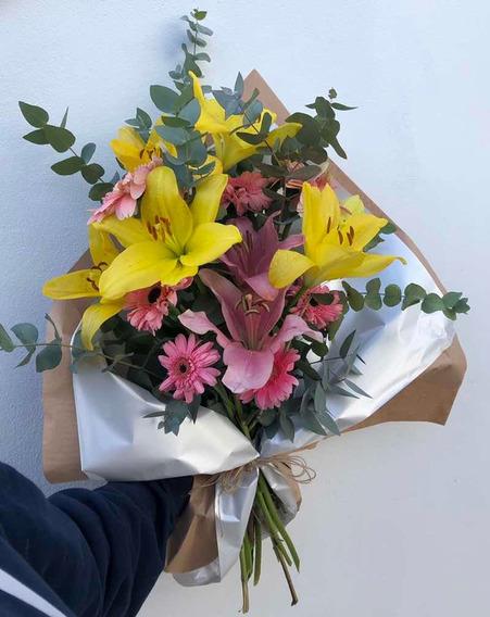 Ramo Variado Flores Naturales