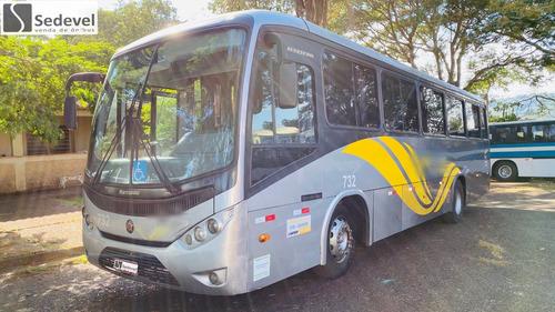Onibus Rodoviário Ano 2010, Marcopolo, Mercedes 1418, Sedeve