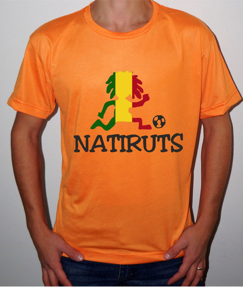 Camiseta Ou Baby Look Natiruts