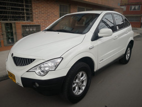 Ssangyong Action Full Equipo
