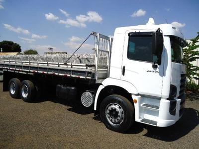 Volks 24250 Truck Carroceria Ano 2011