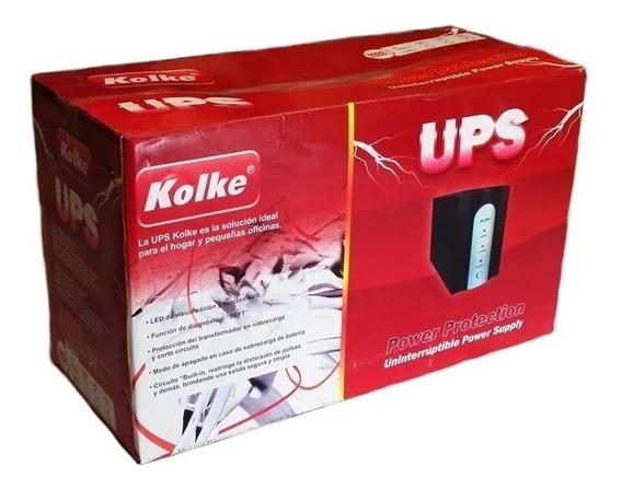 Ups Kolke 500w - Protección A Tu Electrónica