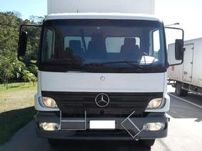 Mercedes-benz Atego 1518 2008 Baú