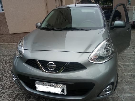 Nissan March 12v Sv