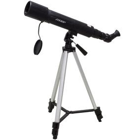 Telescópio Observação Terrestre E Celeste 20x60x60mm Tripé