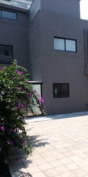Casa Con Uso De Suelo En Renta, Polanco