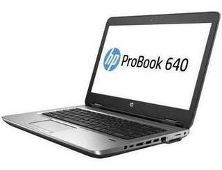 Laptop Hp Probbok 640 G2 I7 6600u 8 Gb Ram 240 Ssd 14