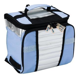 Marmita Térmica Ice Cooler Azul 7,5l Mor