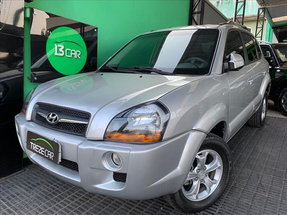 Hyundai Tucson 2.0 Mpfi Gls Flex 4p Automático