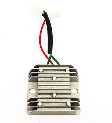 Retificador / Carregador Gerador A Diesel De 2,5 A 8kva