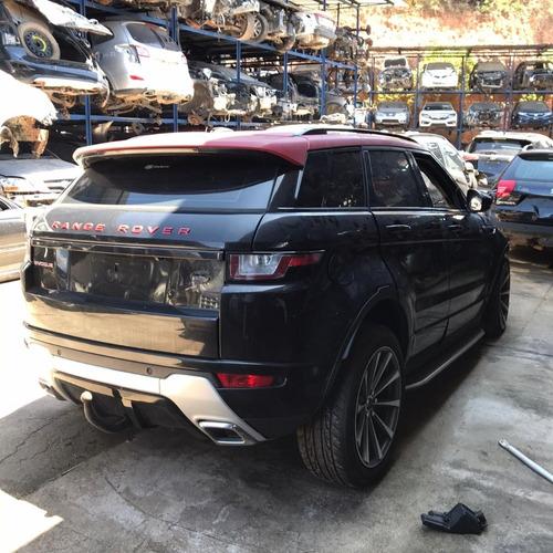 Imagem 1 de 7 de Sucata Range Rover Evoque 2015/2016 240cvs Gasolina