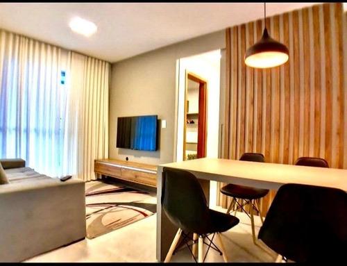 Imagem 1 de 9 de Apartamento À Venda, 2 Quartos, 1 Suíte, 1 Vaga, Bela Vista - Contagem/mg - 20607