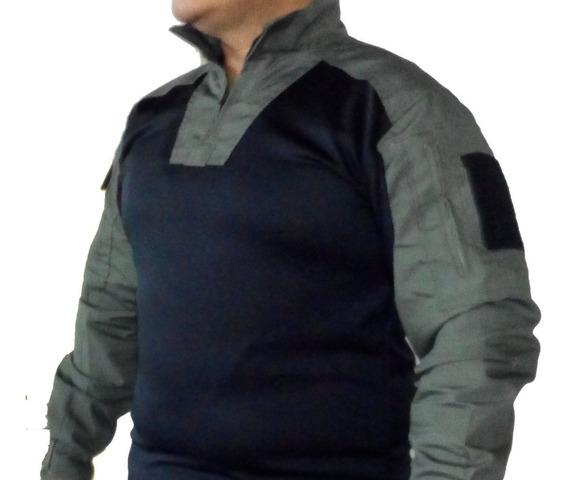 Guerrera Tactica (sueter) Unicolor Combact Shirt 35v
