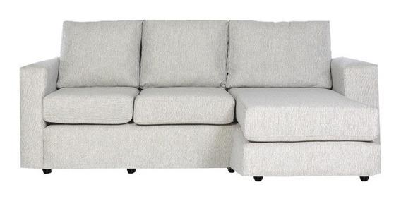 Sofa Sillón De 3 Cuerpos Esquinero Chenille Sophie