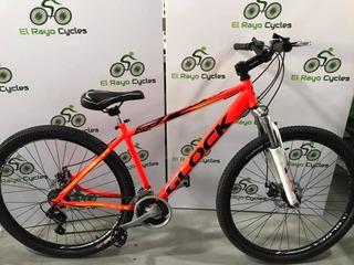 Bicicleta Todo Terreno De Hierro Glock Rodado 29,