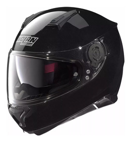 Casco Nolan N87 N-com 012 Negro Brillante Bamp Group
