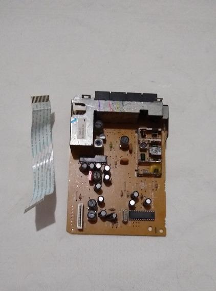 Placa Modulo Receptor Antena Am/fm Som Sony Lbt 850av