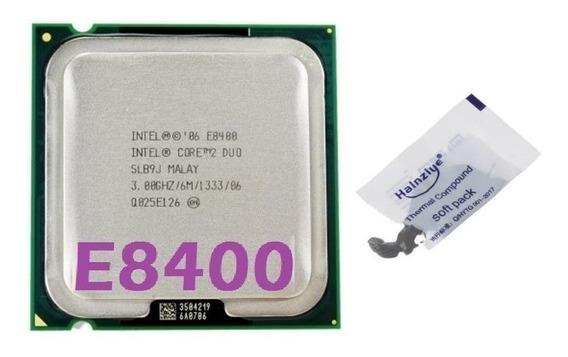Processador Intel Core 2 Duo E8400 3.0ghz Fsb 1333
