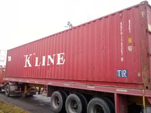 Contenedores Marítimos Containers 40' Hc Tucuman Aguilares 3