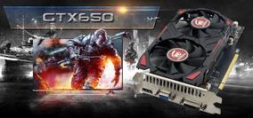 Placa De Video Nvidea Gtx650 1 Gb Ddr5 128 Bits