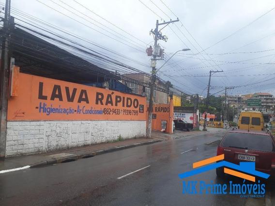Galpão + Prédio (total De Área 2.200 M²) - Centro De Barueri - 772