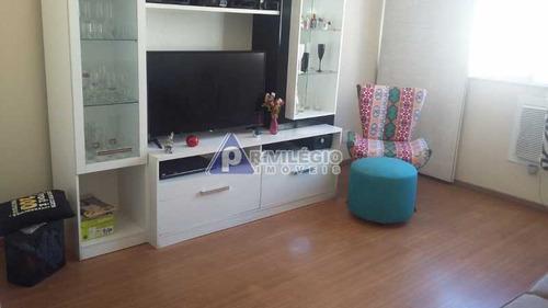 Apartamento À Venda, 2 Quartos, Copacabana - Rio De Janeiro/rj - 16979
