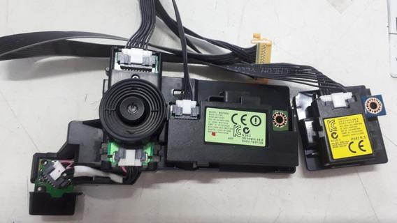 Kit Botão + Wifi + Cabos Un55j5500ag