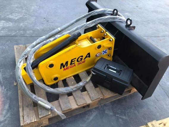 Martillo Mega 306 Para Minicargador