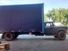 Camion Con Caja Saider Para 28 Pallets