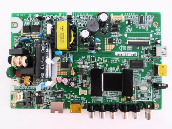 Placa Principal Tv Led Semp Toshiba 40l1500 (*35021096)